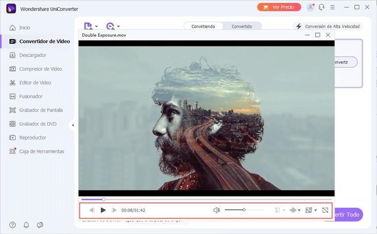reproducir videos con la alternativa a Windows Media Player